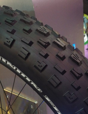 Calling all fat bike riders! Maxxis has adapted the iconic Minion mountain bike tread to new 4.0in and 4.8in casings