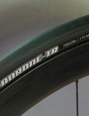 The Padrone TR tubeless-ready clincher will now be offered in a 28mm-wide size