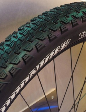 Last year's Chronicle 29er plus tire gets a new 27.5+ size for this season