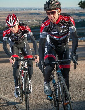 The Training Day by Day series is brought to you by former pros Chris Baldwin and Ben Day