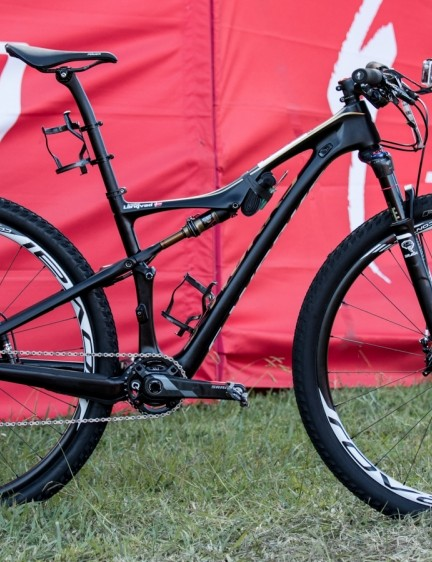 Annika Langvad's 2015 Absa Cape Epic winning Specialized S-Works Era 29