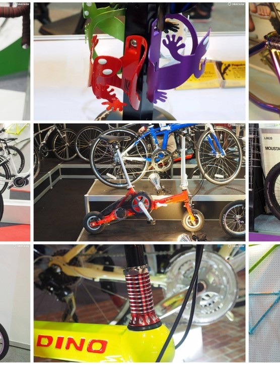 Taipei Cycle Show – the home of weird bike gear