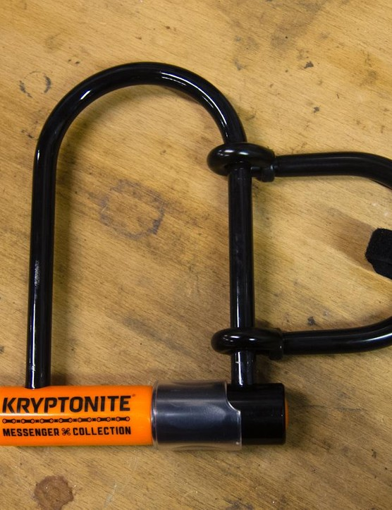 Kryptonite Messenger lock