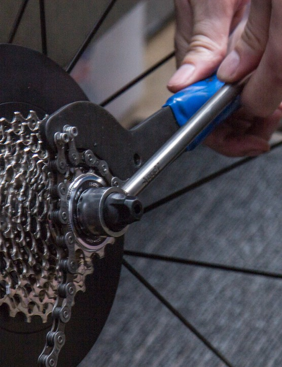 Cycling tools serve an important purpose, but it's easy to get carried away