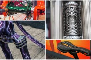 The North American Handmade Bicycle Show had some amazing custom craftsmanship