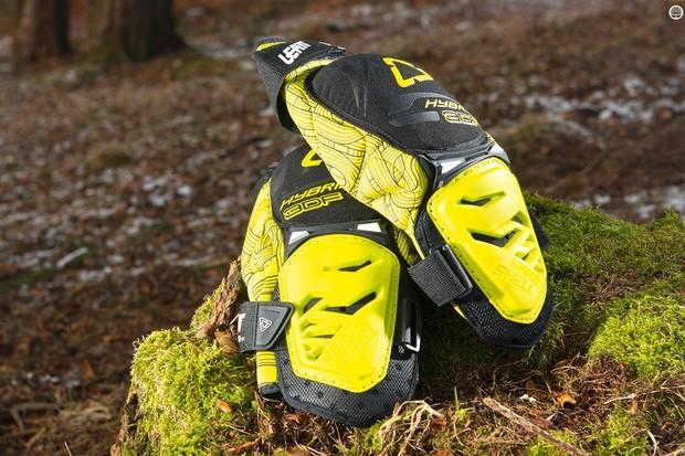 Leatt 3DF Hybrid knee pads