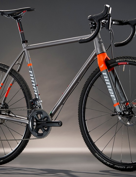 The RLT9 Steel builds on the success of the aluminum RLT 9 introduced in 2013