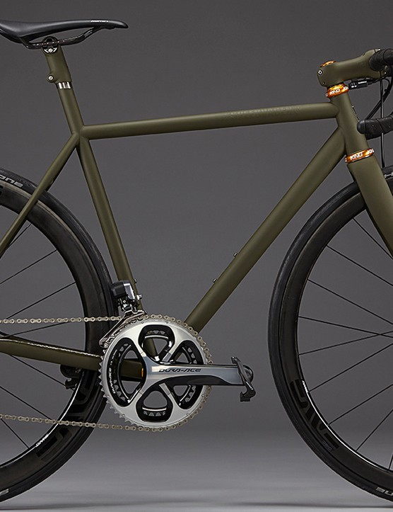 Speedvagen 2015 custom bikes now include a disc option