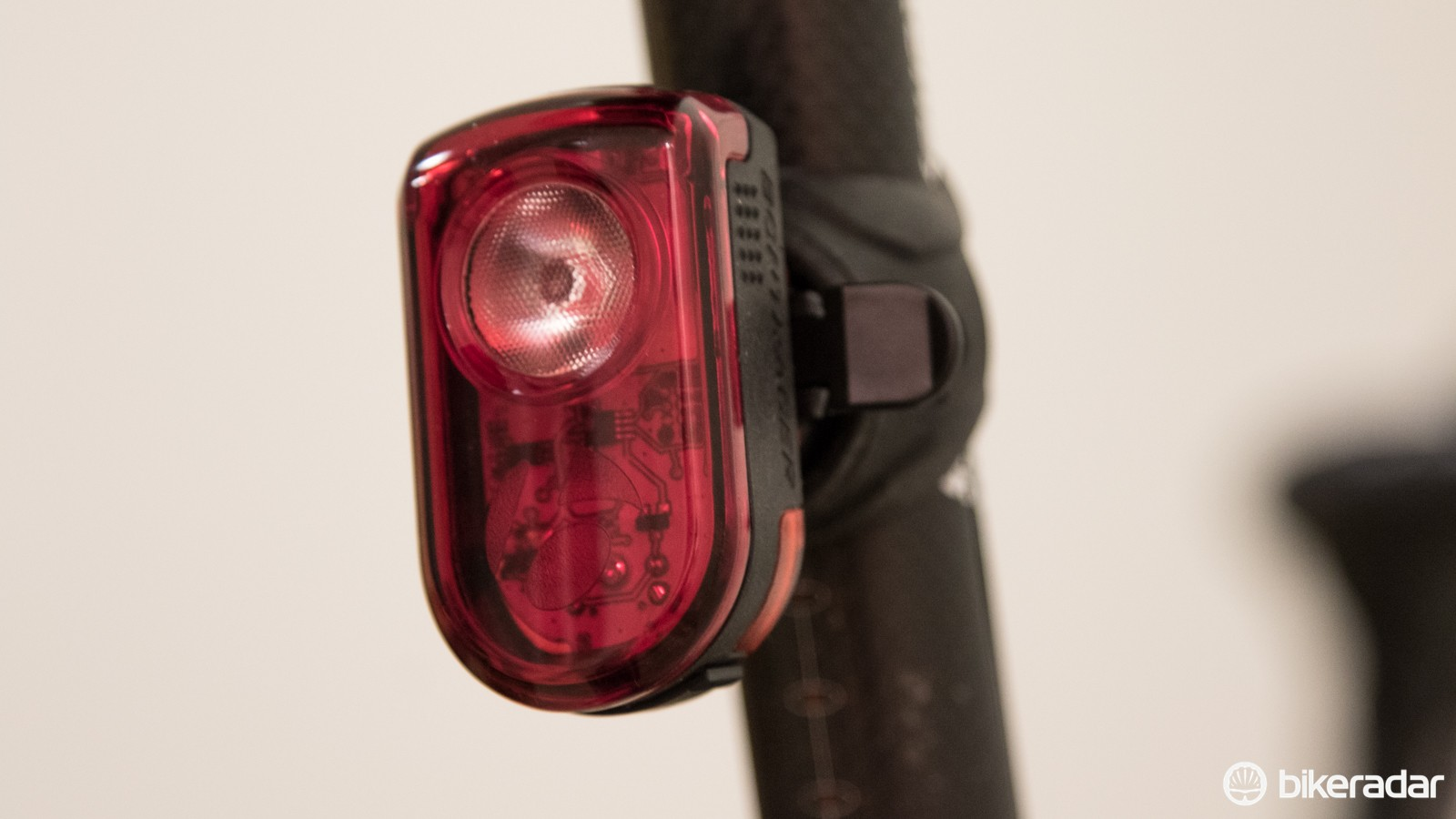 The Bontrager Flare R packs a punch with its 65 lumens