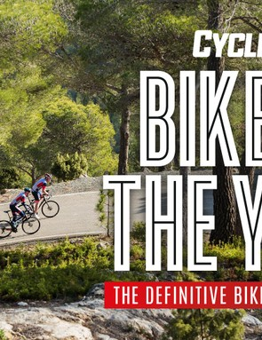 The wait is finally over – Cycling Plus Bike of the Year 2015 has been announced!