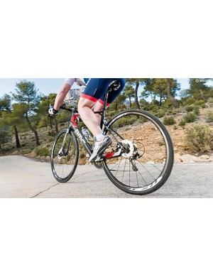 BMC GF01 Disc 105 wins this year's Cycling Plus Bike of the Year Award