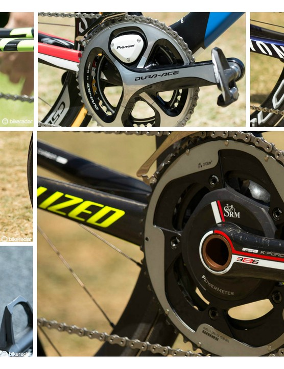 Power meters are a hot training tool, but don't let them become the issue