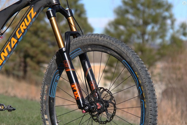 Fox Racing Shox has reworked the 34 Float with tech from its outstanding 36 Float RC2 fork