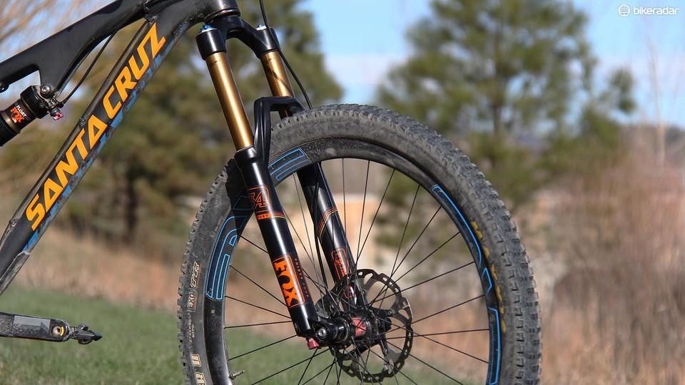 Fox Racing Shox 2016 34 Float – first ride - BikeRadar