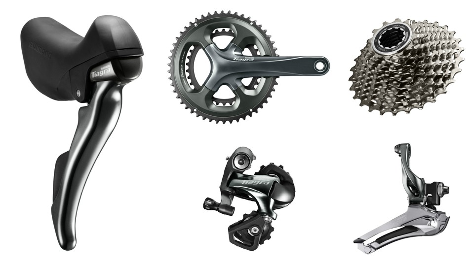 Shimano 2016 Tiagra 4700 groupset and 105 disc brakes announced