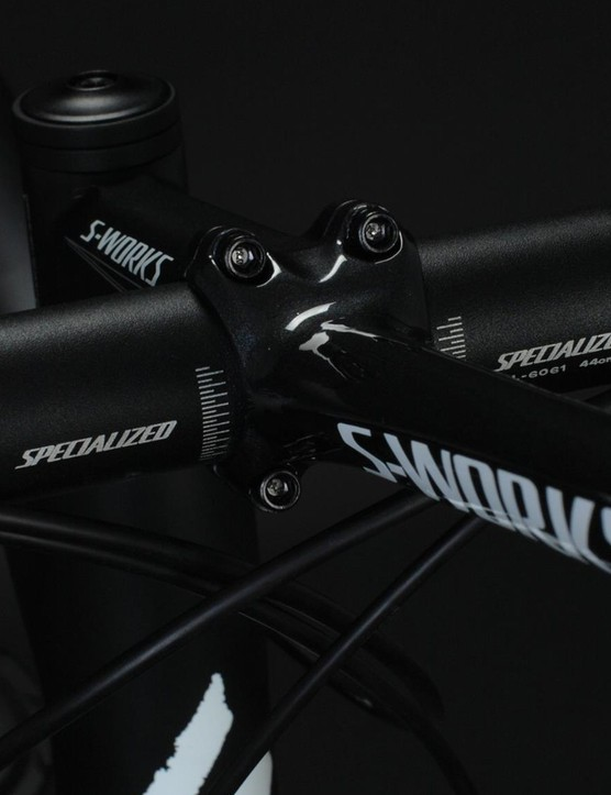 Naturally, this would be a top-end S-Works product