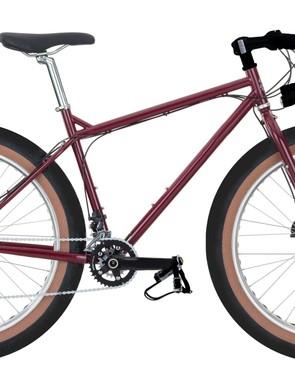 Vittoria's fat bike road tyres