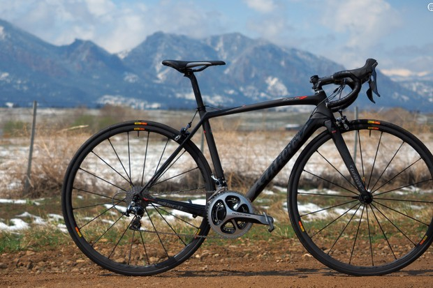 The Wilier Triestina Zero.7 feels purpose-built for climbing