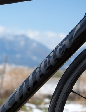 As with most bikes of its ilk that prioritize high stiffness and low weight, most of the tubes on the Wilier Zero.7 are nominally round