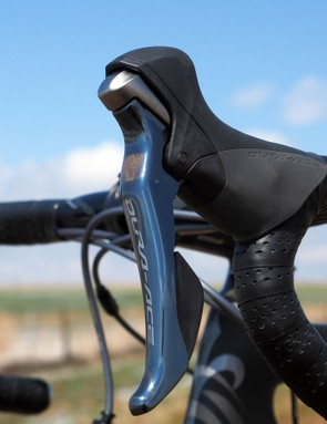 Shimano's latest Dura-Ace 9000 mechanical group is practically flawless
