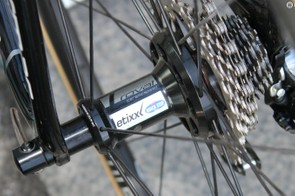 Specialized has pushed Etixx-Quick Step to use Roval wheels for multiple seasons. This year it finally happened