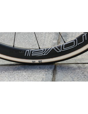 FMB casings connect Specialized treads to Specialized rims
