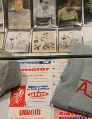 Many of the artifacts were provided to the museum in seemingly the same state they were in following the race