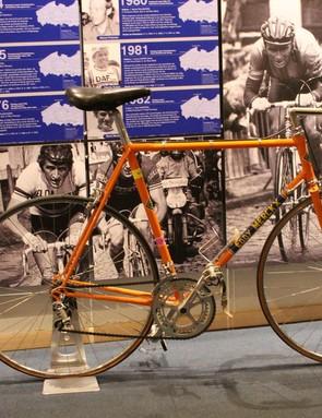 Of course Eddy Merckx won De Ronde (1975)
