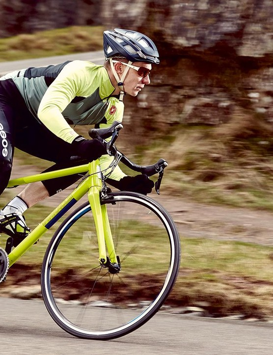 The Dolomite will serve as a trusty commuter, but it's equally at home on a day out in the hills