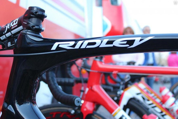 FE Sports is now offering custom painted Ridley Bikes in Australia and New Zealand
