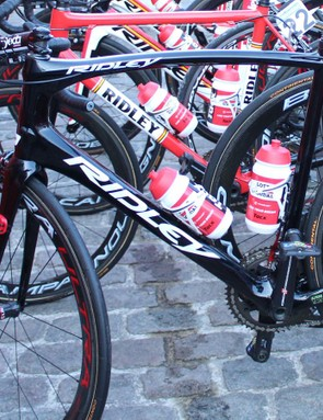 The new Ridley Fenix will abe announced just before the 2015 Tour de France