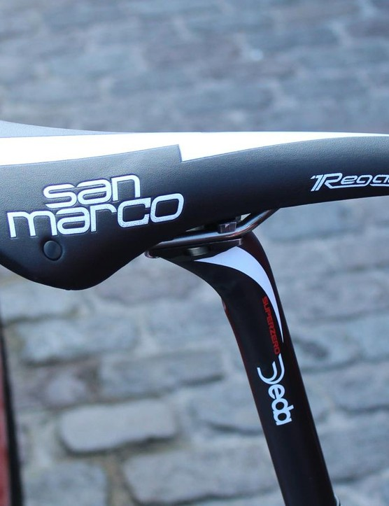Selle San Marco's Regal is a new version of an old school design