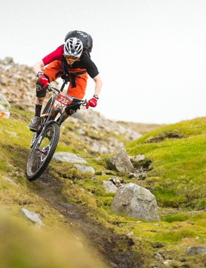 Find your flow and try to minimise heavy braking for better average speed