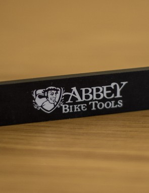 Abbey Bike Tools Stu stick - straighten your discs and open your drink