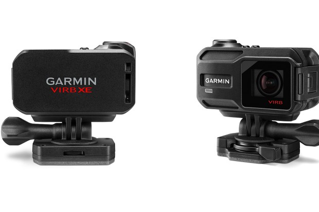 The new Garmin VIRB EX and X cameras have been redesigned to include a host of new features including Bluetooth and Wi-Fi connectivity