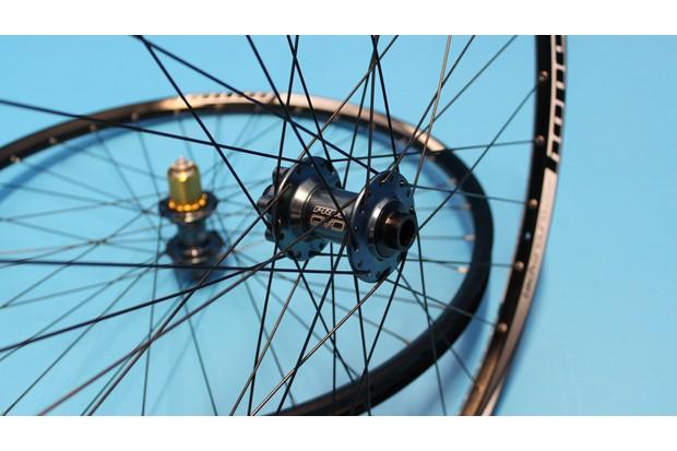 Hope Tech Enduro wheels