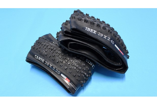 Onza Ibex and Canis rubber