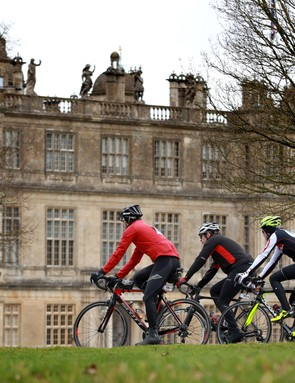 The Lionheart's base at Longleat House makes it one of the UK's most iconic events of its kind