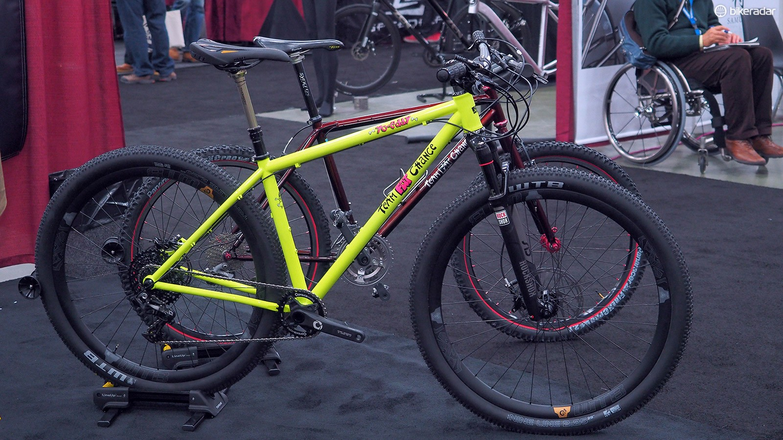 Fat City Cycles is back! Chris Chance has resurrected the iconic mountain bike brand with two new Yo Eddy hardtails, both modern interpretations of the classic original