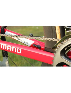 Trek's Duo-Trap captures wheel speed and cadence
