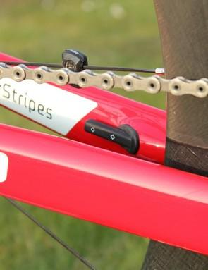 Trek's Duo-Trap captures wheel speed and cadence