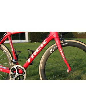 The end result of the Koppenberg fork is the same as an Emonda fork, just with a different look