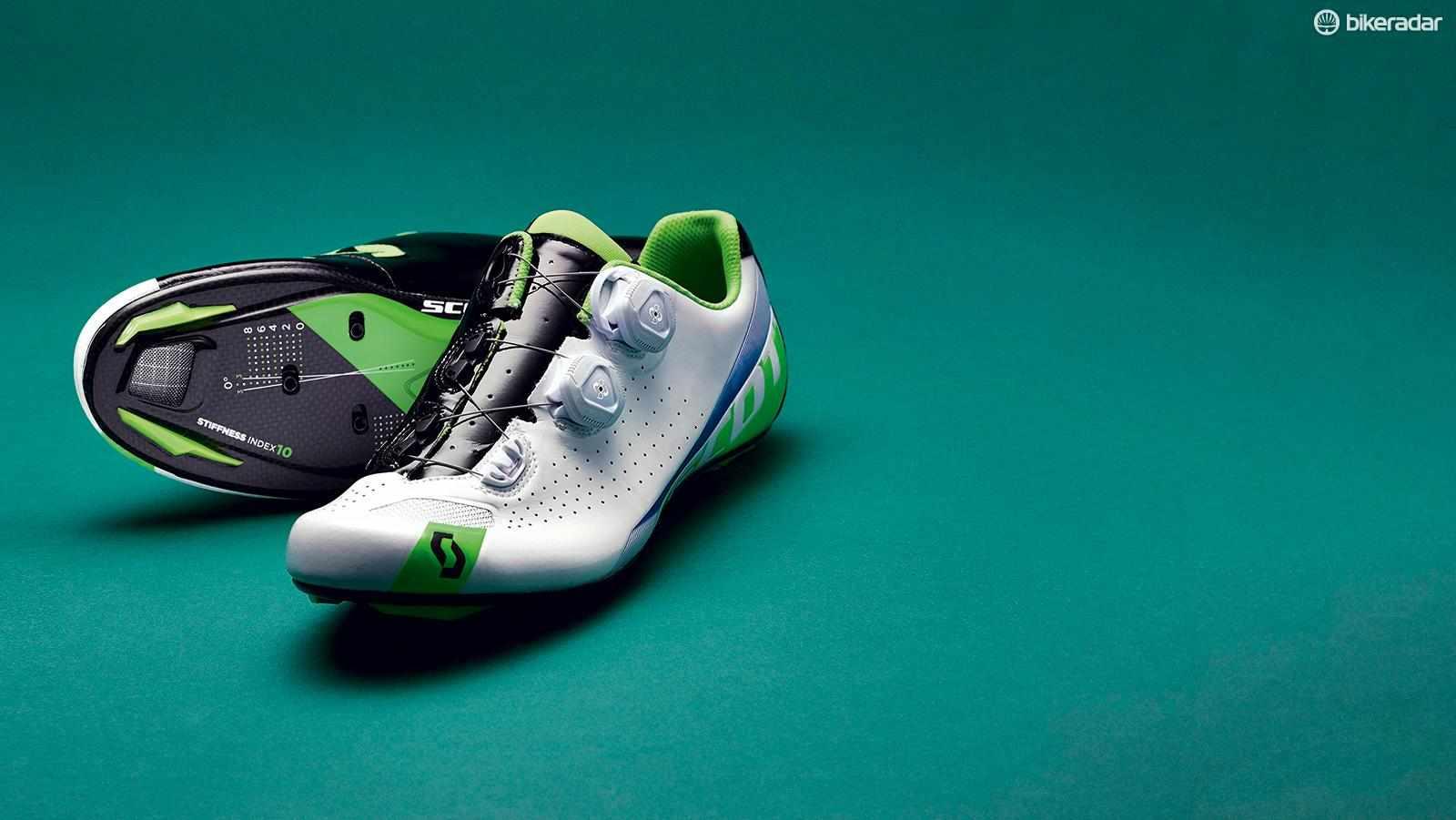 Scott Premium road shoes