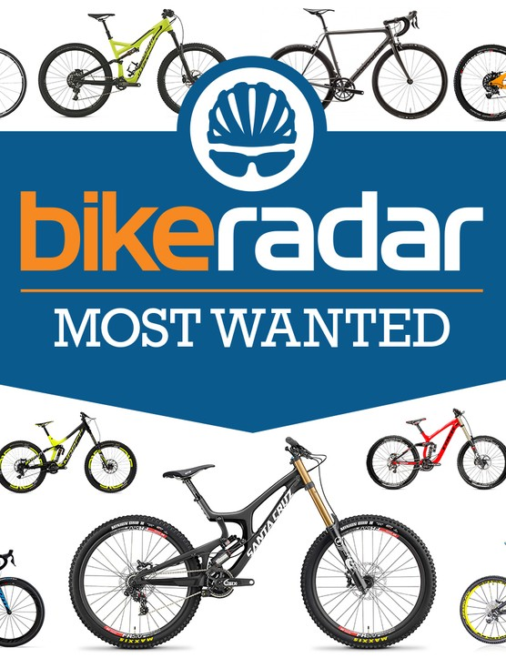 BikeRadar's 2015 Most Wanted Awards