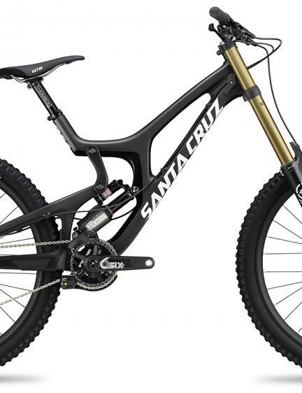 Most Wanted Downhill Bike: Santa Cruz V10