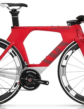 Most Wanted TT/Tri Bike: Cervelo P5