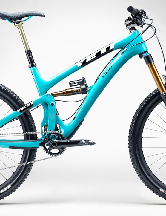 Most Wanted Enduro Bike: Yeti SB6c