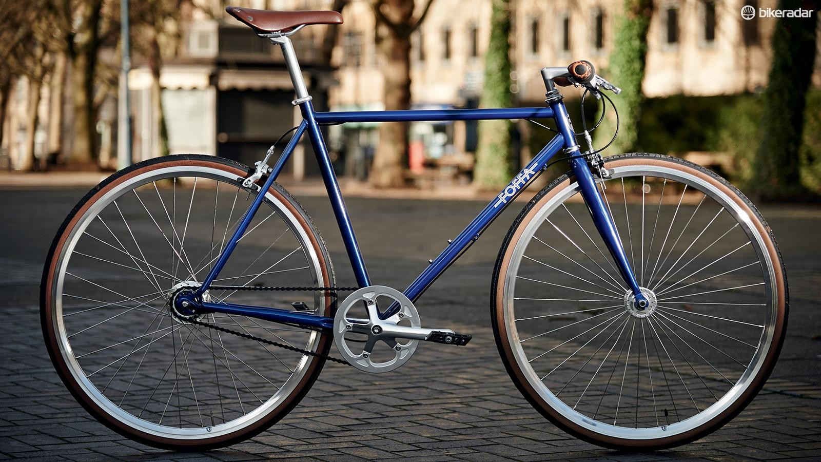 Foffa's Urban 7 is a nimble-handling ride