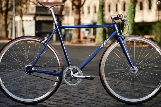 Foffa's Urban 7 is a nimble-handling ride