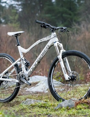 The Factor employs Mondraker's Forward Geometry within a relatively budget package